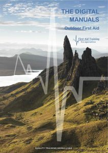 Digital outdoor first aid manual