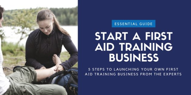 Start a First Aid Training Business