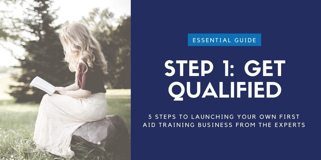 Qualified First Aid Training Business
