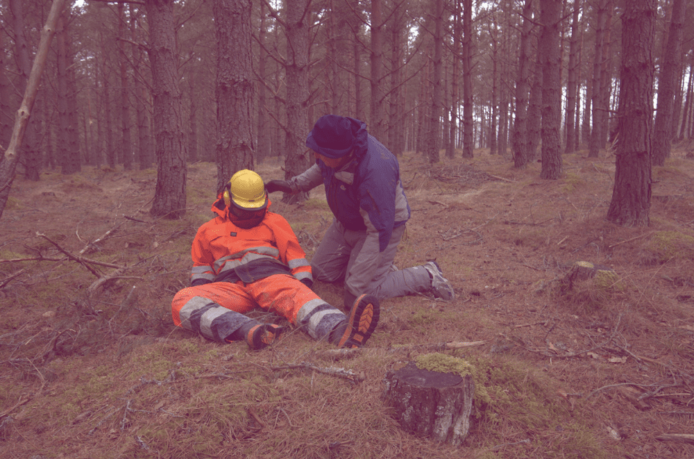 What Makes Forestry First Aid Different to Conventional First