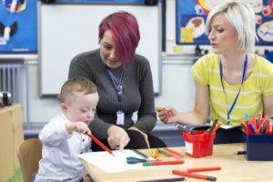 Paediatric First Aid Training Nursery Staff
