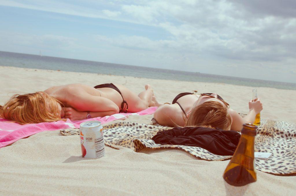 4 Steps to Treat Sunburn
