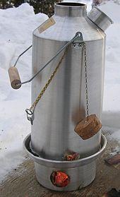 Dangers of using a kelly kettle