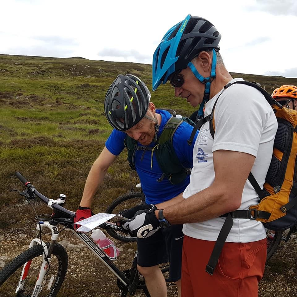 Will Manners MTB Leader
