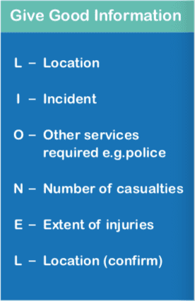 First Aid Acronyms Explained – LIONEL - First Aid Training