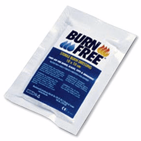 One example of many burn gels that are available