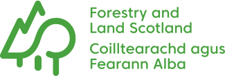 Forestry and Land Scotland Logo