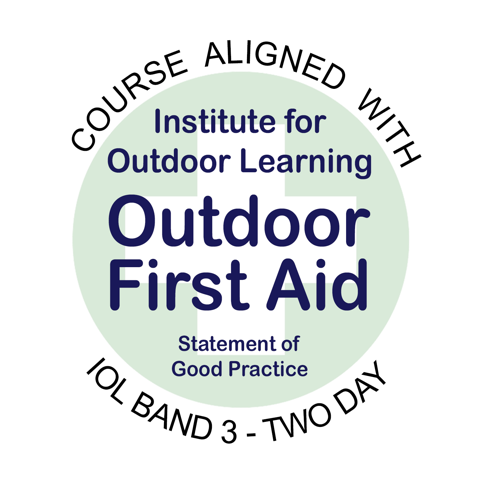Institute of Outdoor Learning aligned outdoor first aid courses