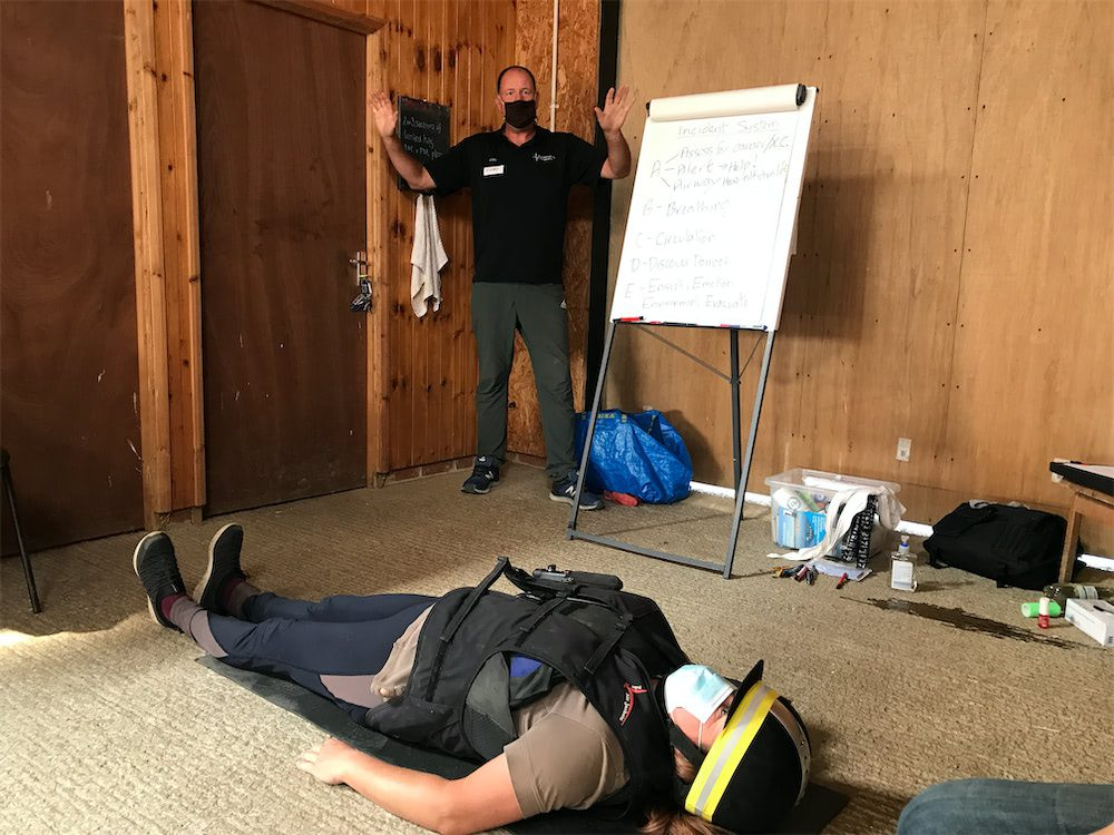 Equestrian first aid courses