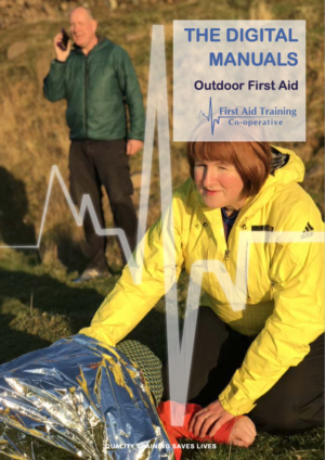Cover of the Outdoor First Aid manual