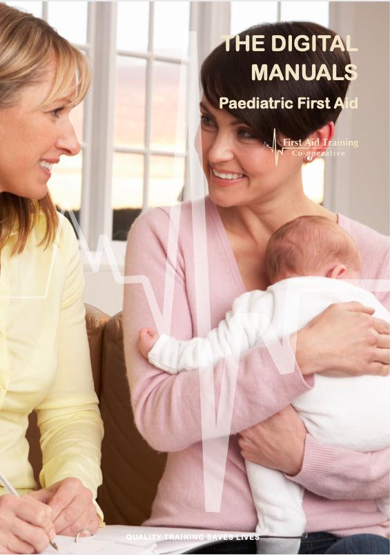 Paediatric Digital First Aid Manual