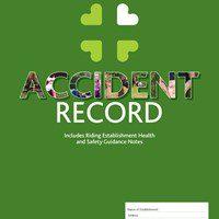 Medi-K Accident Record Book