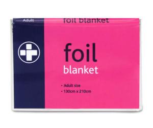 Single Use Foil Blankets